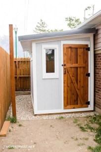 Marvelous Diy Backyard Shed Design Ideas That You Have To Know 32