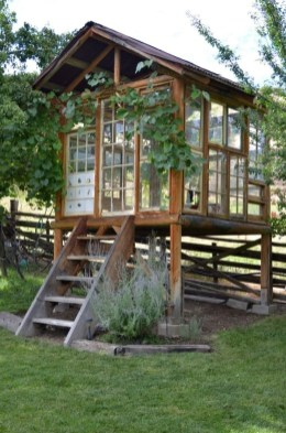 Marvelous Diy Backyard Shed Design Ideas That You Have To Know 38