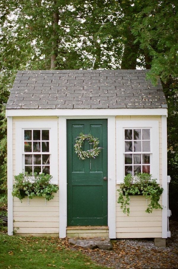 Marvelous Diy Backyard Shed Design Ideas That You Have To Know 47