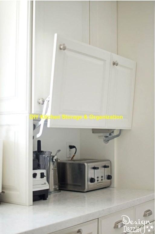 Perfect Hidden Storage Design Ideas For Best Kitchen To Try Asap 40