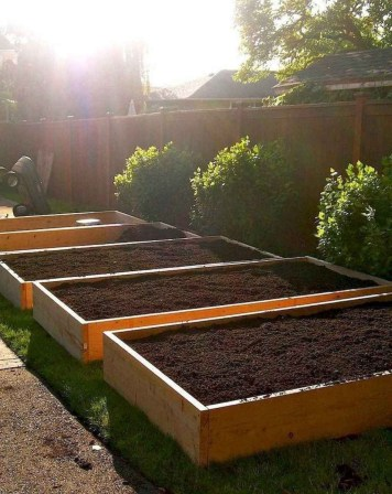 Rustic Vegetable Garden Design Ideas For Your Backyard Inspiration 49