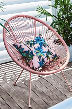 Stylish Acapulco Chairs Design Ideas For Relaxing Everytime 23