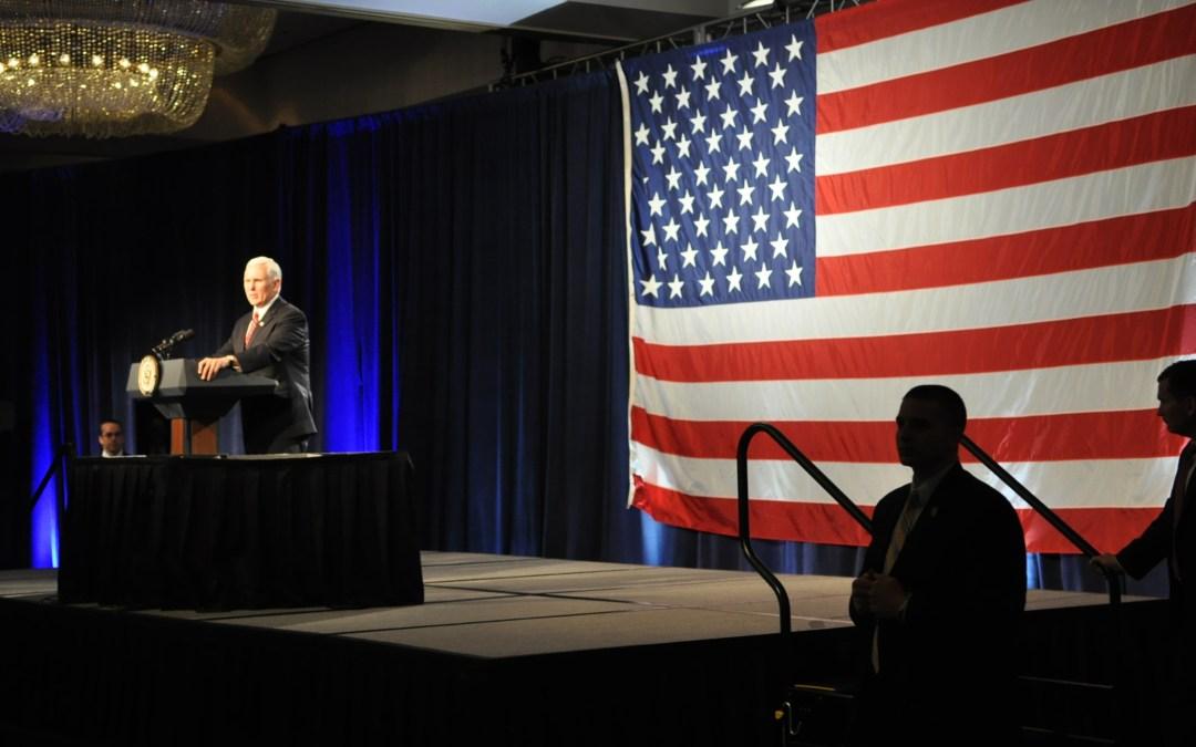Vice President Pence Visits Georgia