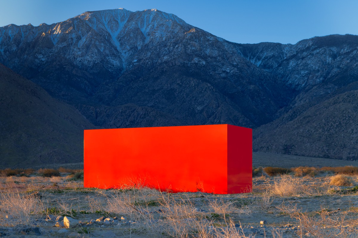 Sterling Ruby Desert X Events News Gagosian