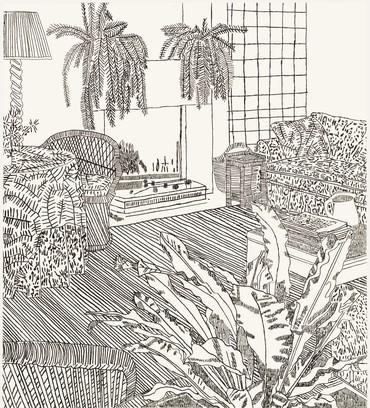 jonas wood prints gagosian quarterly