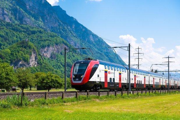 Продажа железнодорожных билетов онлайн