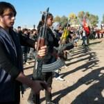 Kurdish Woman Battalion