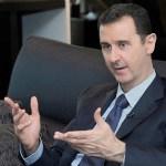Bashar al-assad intervew