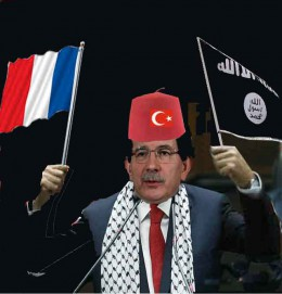 Davutoglu-France-ISIS
