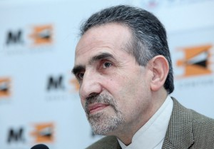 "A press conference on topic ""Relations between Armenia and Iran"" took place at the Media Center"
