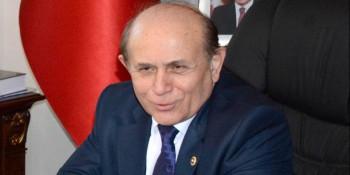 Erdoğan's advisor Burhan Kuzu. (Photo: Cihan)