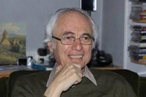Famous composer Tigran Mansurian