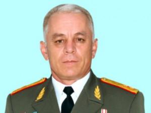 Karabakh Defense Minister Levon Mntasakanyan
