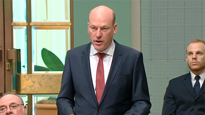 Trent Zimmerman MP calls for recognition of Armenian Genocide
