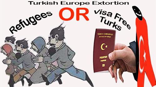 Visa free or refugees