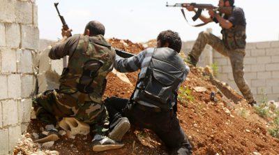 © Hosam Katan / Reuters