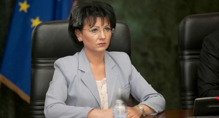 Rumyana Arnaudova, spokesperson of the Prosecutor's Office of Bulgaria.