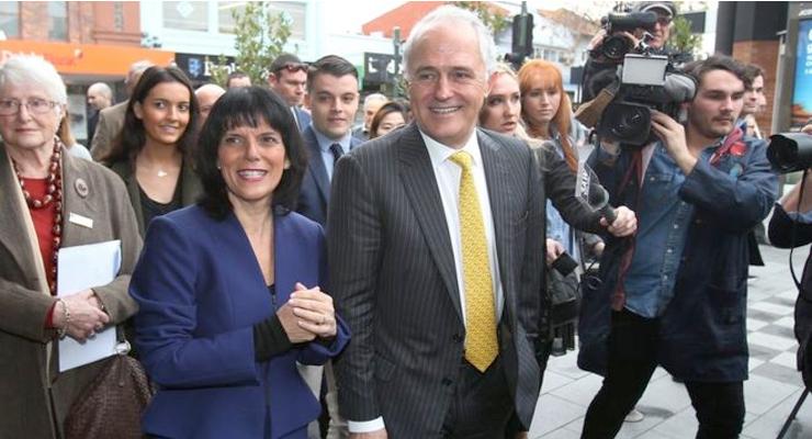 Mr Turnbull is still short of a majority
