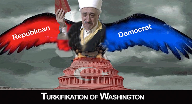 Turkification Washington