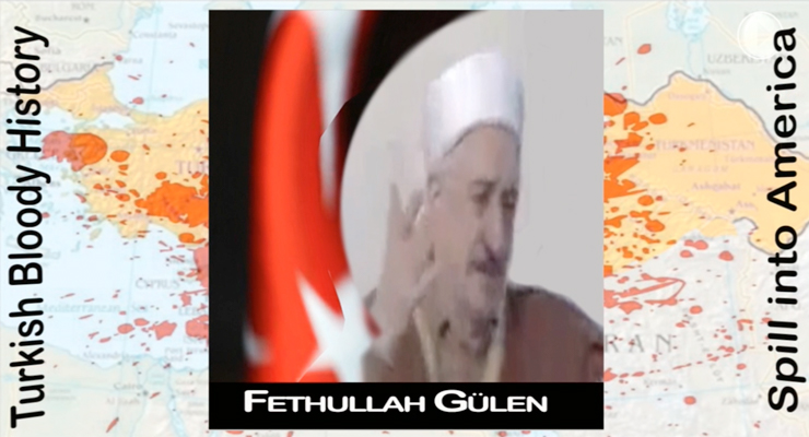 turkish bloody history Gulen