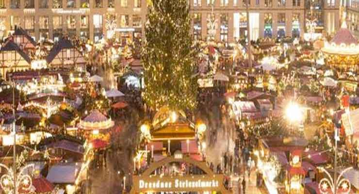 Which Country Hosts Striezelmarkt A Christmas Market Thats Been Held Since 1434.Christmas Markets A Deeply Rooted Tradition In Germany