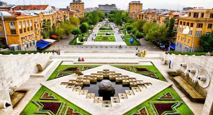 Armenia's capital named second cheapest tourism