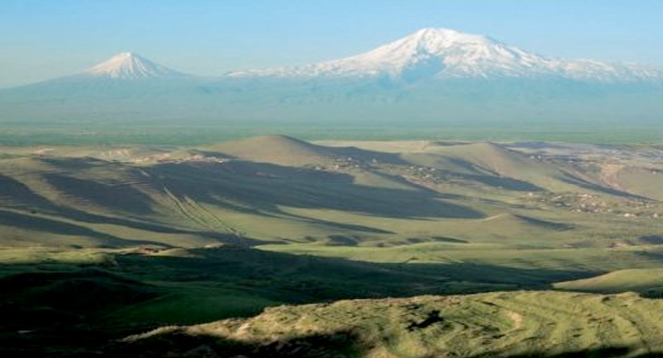Barely 10% of Armenians in the Diaspora reportedly went to Armenia