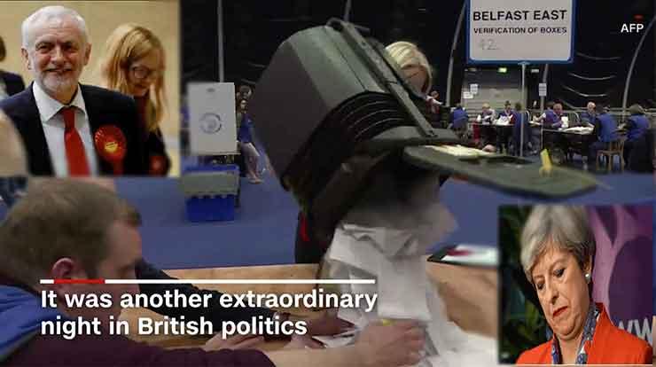 Teresa may election