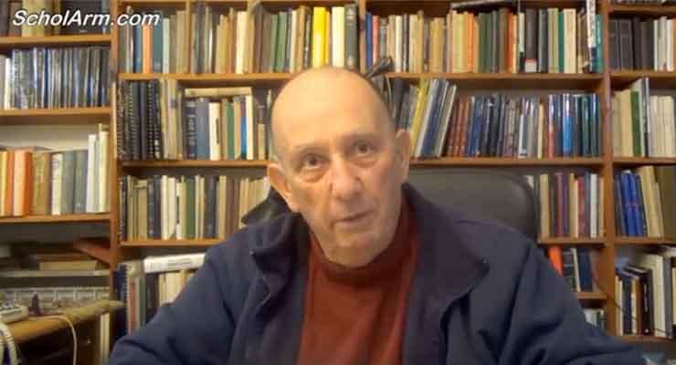 Michael Stone on Armenian culture
