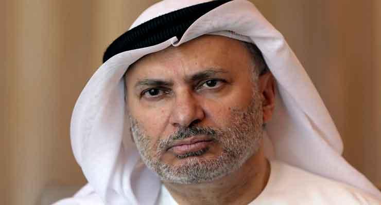 UAE: Qatar seeking protection
