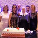GLENDALE, Calif: Armenian Evangelical Secondary School of Anjar's Diamond Anniversary Celebration
