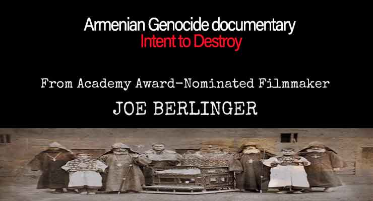Armenian Genocide documentary Intent to Destroy