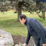 Vancouver, Armenian DM pays tribute to the memory of genocide victims