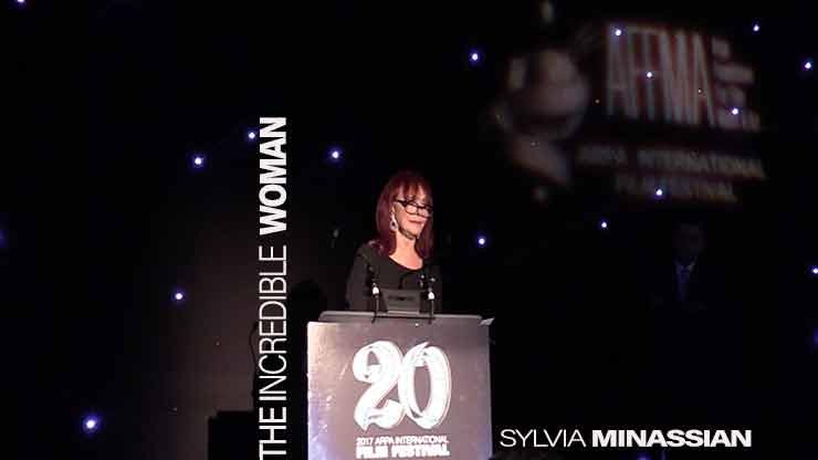 Sylvia Minassian,