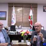 Interview: The Honorable Mayor of Anjar, Lebanon Vartkes khoshian. VIDEO
