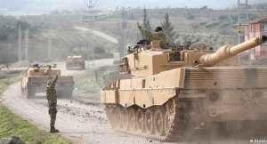 Turkey's Invasion ground forces enter Syria's Kurdish-held Afrin: State media