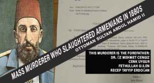 Ankara sent letters to the schools on the anniversary of the death of the mass murderer of Armenians Abdul Hamid II