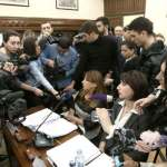 Journalists Barred From Yerevan Council After Witnessing Violence