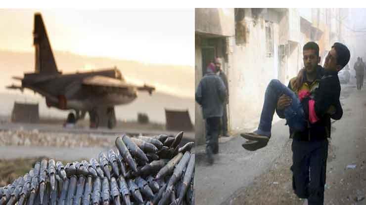 Russia announces Syria ceasefire