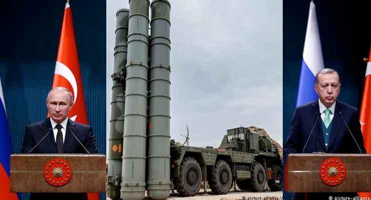 Turkish-Russian missile