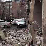 Explosion at Yerevan building, 14 people evacuated