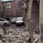 Explosion at Yerevan building, 14 people evacuated