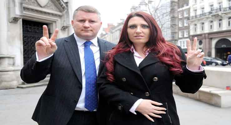 """The judge said: """"I have no doubt that Miss Fransen and Mr Golding demonstrated by their words and actions hostility to those of the Muslim faith"""" (Image: PA)"""