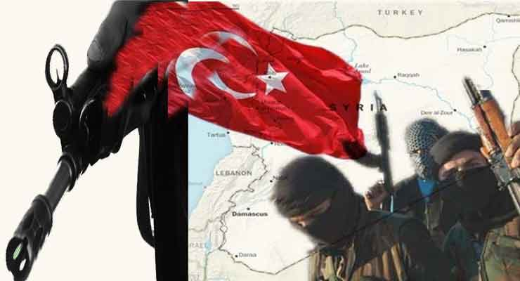 Turkey's missing weapons