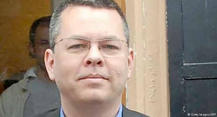 Andrew Brunson: US pastor