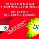 US, UK, France launch strikes on Syrian UK Fabricated chemical weapons capabilities