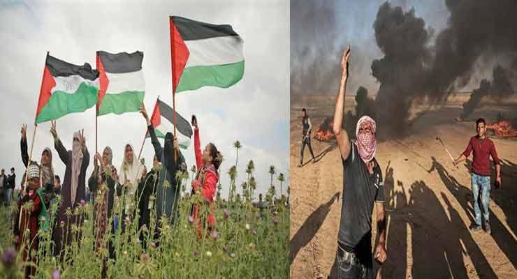 Gaza conflagration