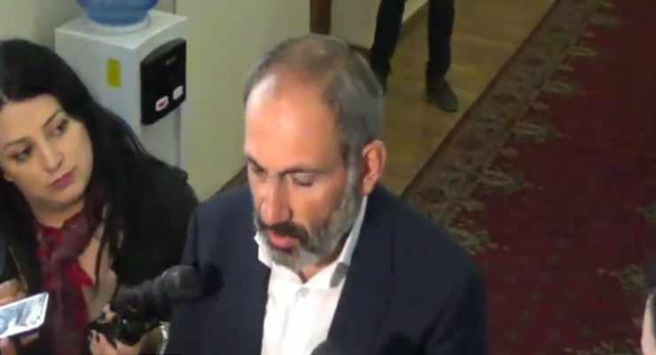 Pashinyan dismantle current defective system