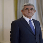 Breaking News: I leave the post of the country's prime minister. Serzh Sargsyan's statement: