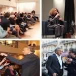 "Paris: Debate with Bernard-Henry Levy: ""Erdogan will end up in the dustbin of history"""
